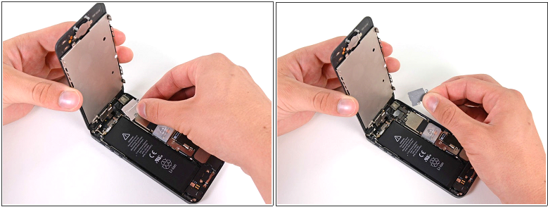 Iphone 5 screen repair guide